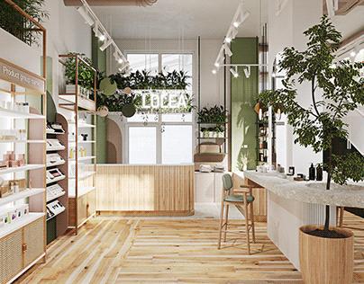Concept-store Lolea