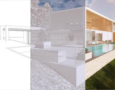 Architectural Visualization Study