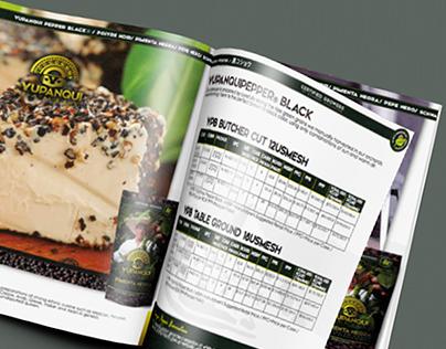 Brochure Yupanqui Pepper