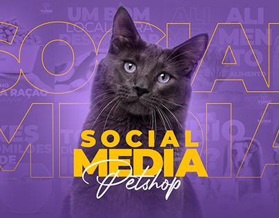 SOCIAL MEDIA - Petshop 2.0