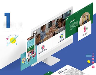 VillaMontessori Pre-School Website Design & Development