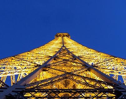 Tour Eiffel    Paris    Photography