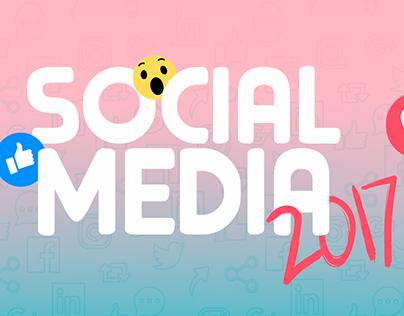 Social Media Posts   2017