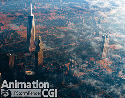 Nature Rises from Chaos - Full CGI Animation