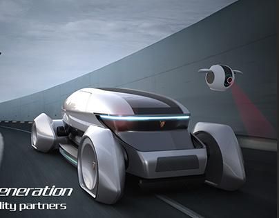 2025 i-generation roewe mobility partners