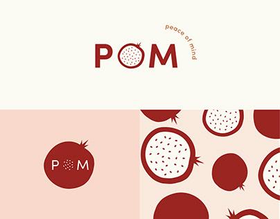 POM Artist Collective Identity