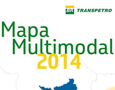 Transpetro Multimodal Map