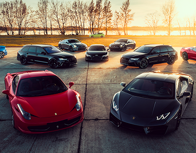 Automotive Photography 2018