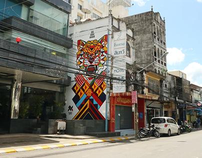 """Tiger"" F.A.T. Phuket 2016"