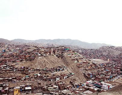 Lima: 'City of slums' - Amauta Workshop Limapolis 2016