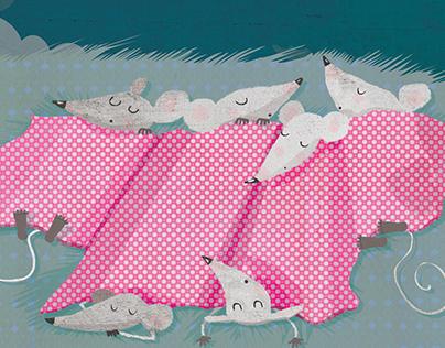 Goodnight sleepy animals-Éditions Crackboom