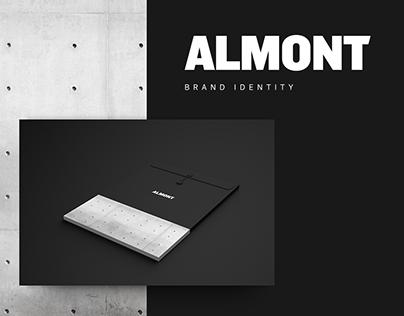 Almont Brand Identity