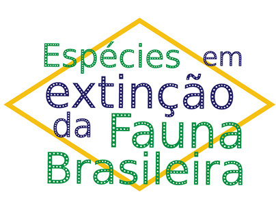 Espécies em Extinção da Fauna Brasileira