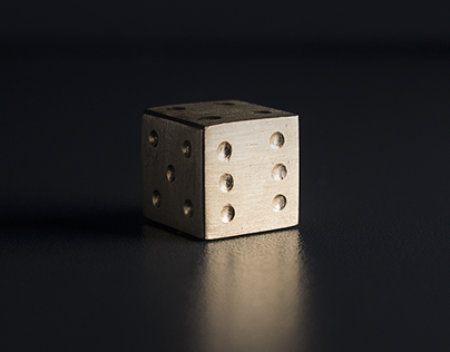 One Gold Dice