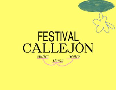 Festival Callejon