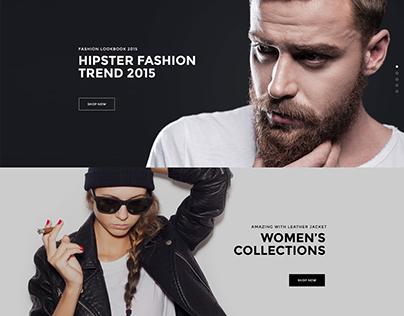 JAKIRO – Fashion Shop Virtuemart Template