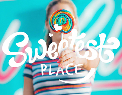 🇽🇰 Sweetest Place Brand Identity Presentation