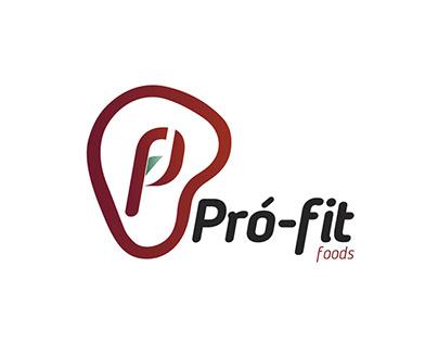Branding - Pró-fit Foods