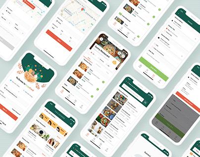 VegaFood | Vegan and Vegetarian Food Delivery App