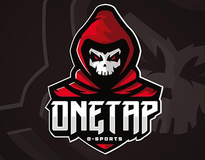 Logotipo - OneTap e-Sports