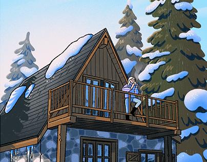 The Crocus House