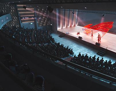 KBP's Performance Arts Center