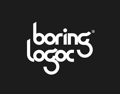 Boring Logos