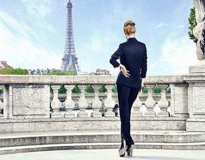 Misha Parkosz in Paris