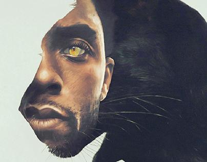 Warrior Spirit : Black Panther