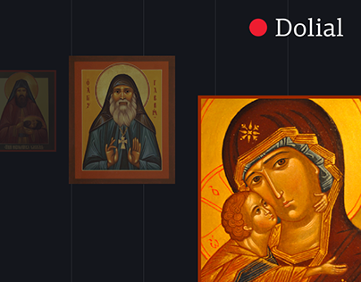 Dolial / Orthodox icons and temples