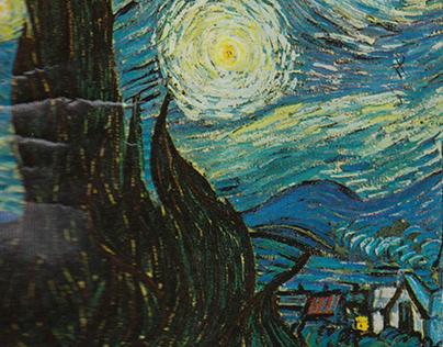 Starry Night Sketchbook 2017