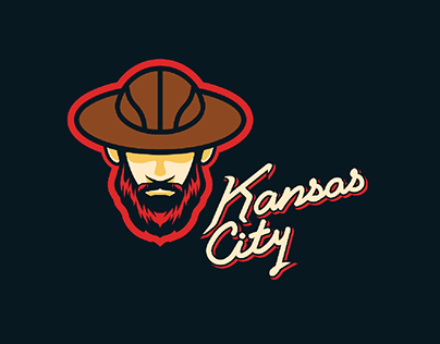 Kansas City Hunters - NBA Design V.1