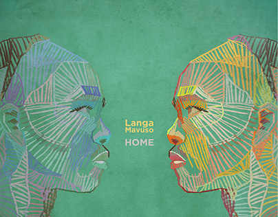 Langa Mavuso: Home Cover Artwork