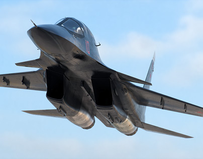 Sukhoi Su-34 revamped