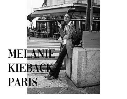 Mel in Paris