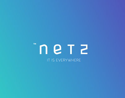 Netz™ Identity / Web : OESU x MANY COLORS