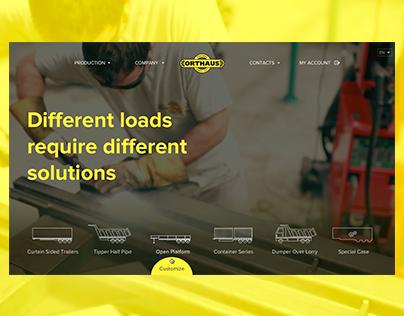 ORTHAUS web portal