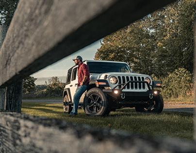The New Jeep Wrangler