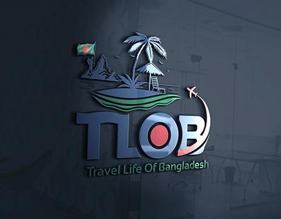 Traveling logo design for clients