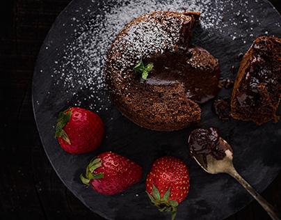 Goodlife.bg - Molten lava cake