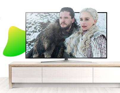 Páginas de Oi TV HD (e-commerce)