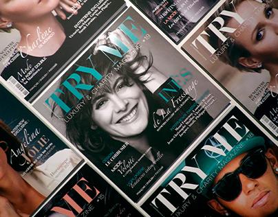 Try Me Luxury & Charity Magazine