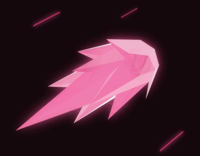 Dribbble Comet