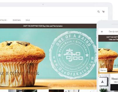 Website/Branding Project (Household)
