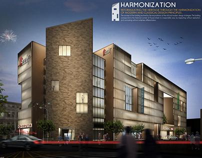 SanSaba Office BuildingICompetition