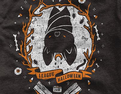 League Halloween 2016