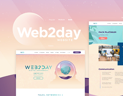 Web2day - Website