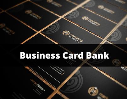 Amazing Business card Design polio