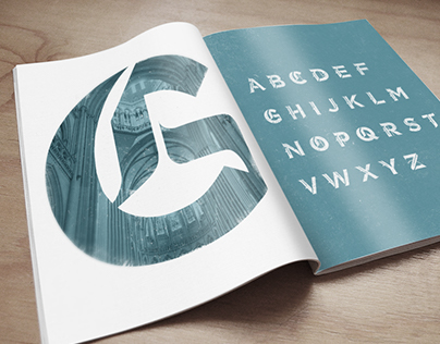 Hand lettering Compilation Book