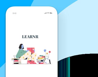 LEARNR Educational Reading App